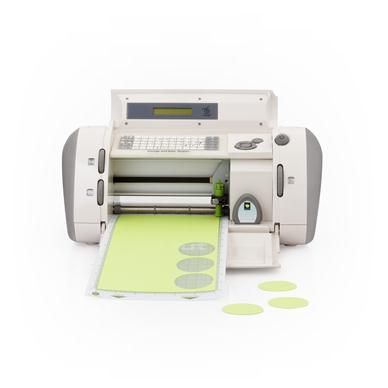 Cricut® Personal Electronic Cutter Machine guide and projects