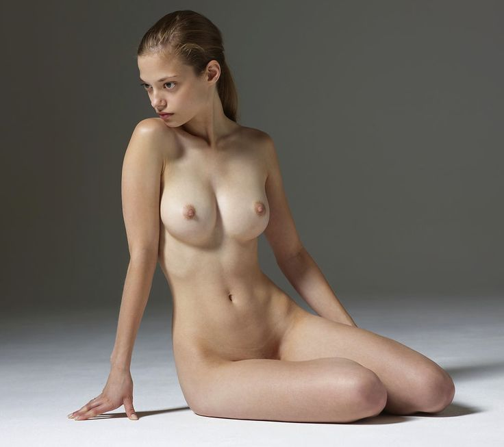 Female naked pose