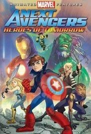 NEXT AVENGERS: HEROES OF TOMORROW - NEXT AVENGERS: HEROES OF TOMORROW