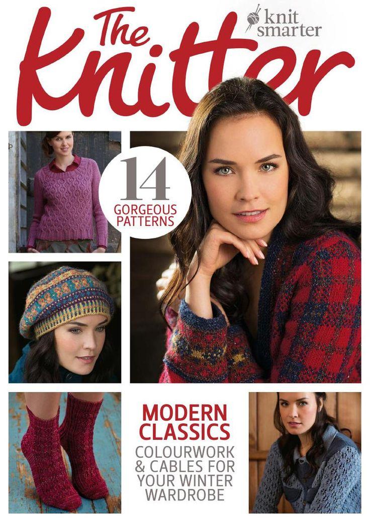 The Knitter  March 2015 - 轻描淡写 - 轻描淡写
