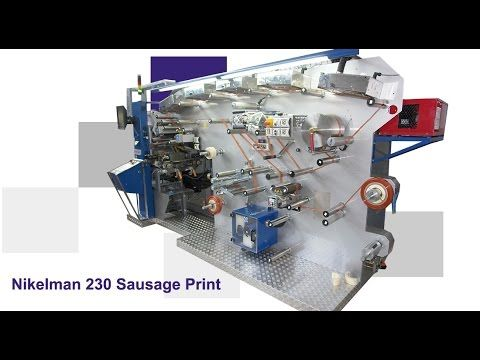 Nikelman® 230 Classic is designed for high quality overprints, in both – UV technology and with alcohol-based and water-based inks. This solution let us choo...