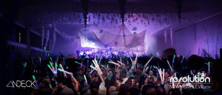 Resolution 2017 Denver New Years Eve Party | The Denver Ear