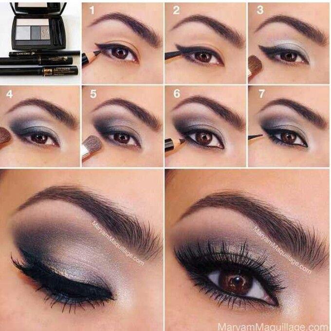 The Lancome eye look~Lancome