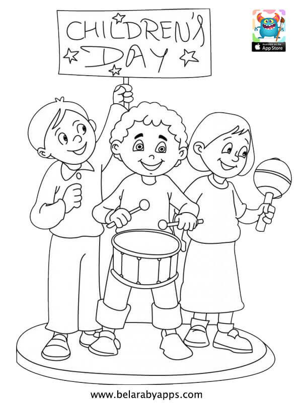 Children Around The World Coloring Pages Az Coloring Pages Children S Day Craft World Crafts Coloring Pages