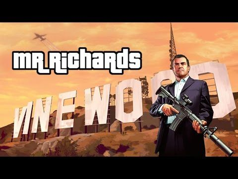 GTA 5 - Mission #40 - Mr. Richards