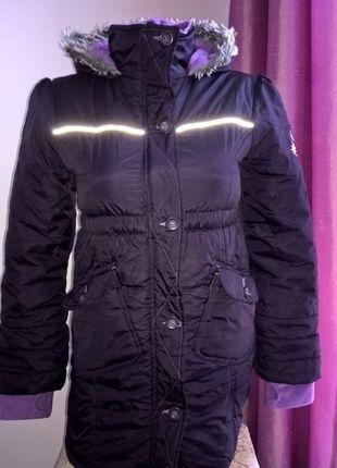 Kupuj mé předměty na #vinted http://www.vinted.cz/deti/holky-kabaty-a-bundy/10081525-divci-zimni-bunda-s-kapuci