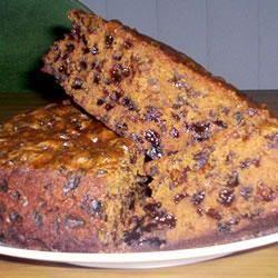 Boiled Fruit Cake Recipe Food England Ireland