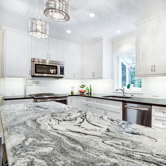 Kitchen Ideas With Black Granite Countertops: 1000+ Ideas About Black Granite On Pinterest