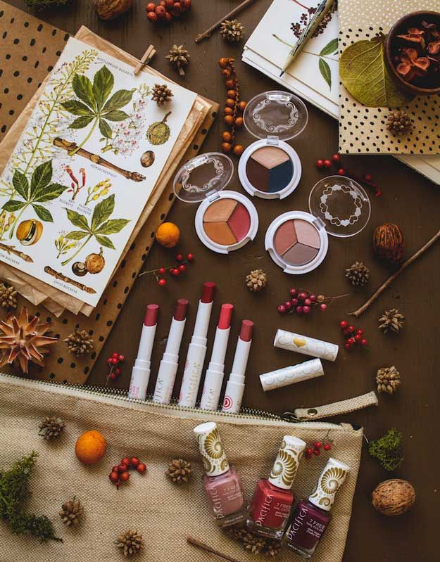 Pacifica Cosmetics | 13 Eco-Friendly Makeup Brands, check it out at http://makeuptutorials.com/eco-friendly-makeup/