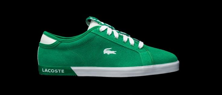 466312d05 ... lacoste green shoes men ...