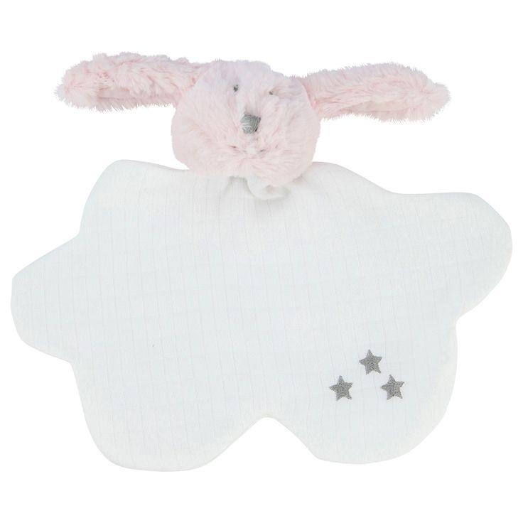 Pink Bunny Comforter