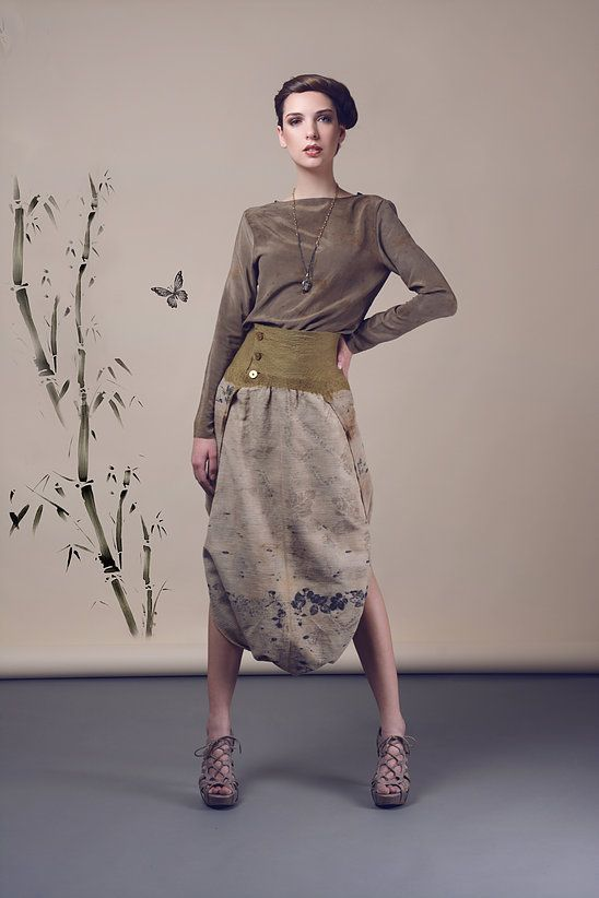 Здравствуйте ценители войлочного искусства! На сегодняшний день войлок все глубже проникает в индустрию моды и дизайна одежды. Многие дизайнеры одежды обращаю