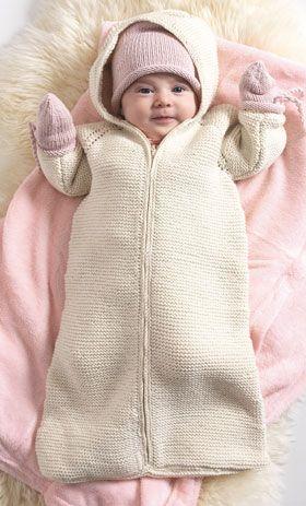 Den lille ny skal selvfølgelig have det allerbedste og være varm og tryg