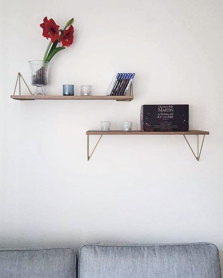 """You have the ability to create your personal expression"". This is the way @klingbergpariktigt expresses his creativity ✨ #mazeinterior #pythagoras #scandinaviandesign #slowproduction #shelves #shelfie #interior #interiordesign"