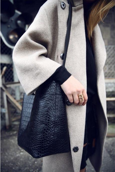 jacket + tote