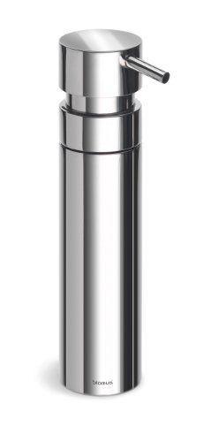 Blomus 68620 Stainless Steel Soap Dispenser Blomus http://www.amazon.com/dp/B003KVD7OM/ref=cm_sw_r_pi_dp_LPQgwb1AXYJ0K