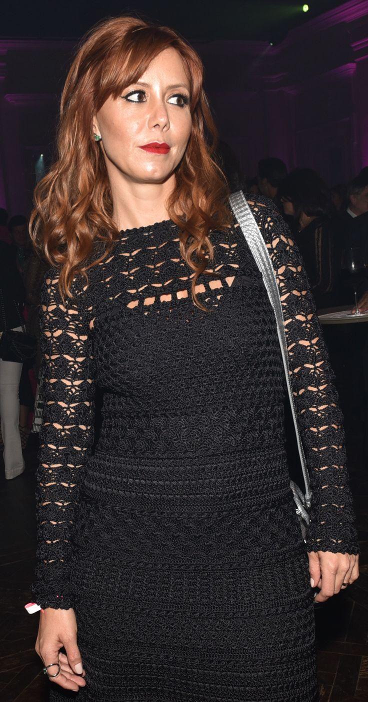 Vanessa Montoro crochet dress