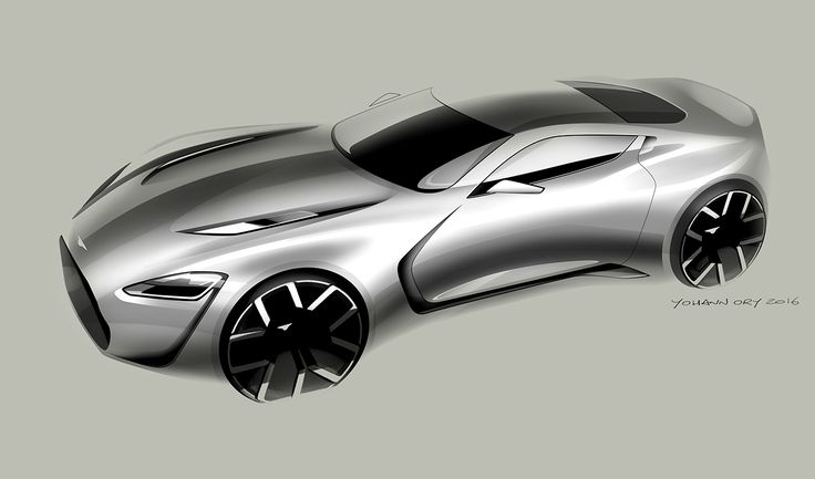 yohann_ory_aston.jpg (1320×777) #aston martin #car design #sketch