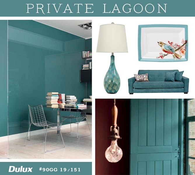 23 Best Images About Dulux Color Of The Year 2014 Private