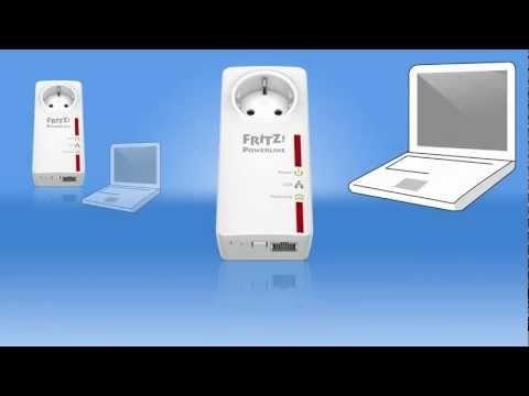 Das Smart Home mit Fritz Powerline vernetzen.  Mit Ihren Steckdosen zum Smart Home -> Es reichen 2 Powerline Adapter ✔ Fritz Powerline 510E - 1000E - 540E - 546E