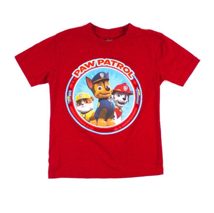 Pat Patrouille, Paw Patrol, Paw Patrol clothing, Paw Patrol t-shirt