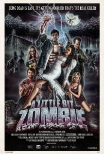 My friend Robert Maillet as well as my husband Richard Rowntree were in this very funny movie.