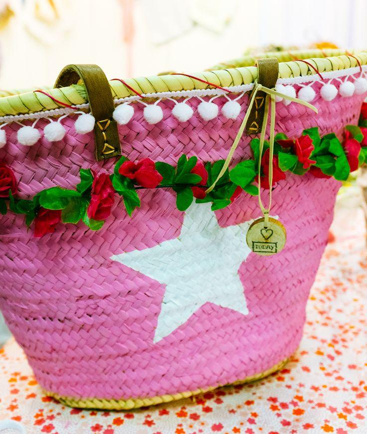 Roze Ibiza tas- Ibiza bag pink- http://www.galerie-lucie.nl/