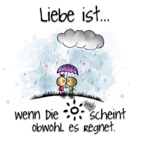 ❤️ #Liebe ist ... Wenn die ☀️#Sonne scheint obwohl es #regnet . ☔️  #sketch #sketchclub #art #künstler #creative #painting #regenwetter #wetter #love #gefühle #emotionen #you and #me #spruch #sprüche #sprüche4you #knochiart #leidenschaft #alone #gedanken #vertieft #chillimilli ✌️