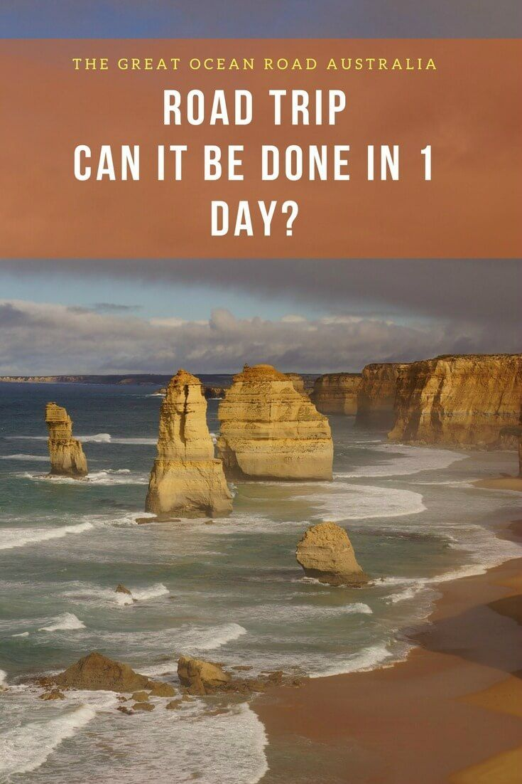 Can you drive the Great Ocean Road in one day?  ------------------------------------------------- | Great Ocean Road Attractions | The 12 Apsotles | Where is the Great Ocean Road | Loch Ard Gorge | Great Ocean road day trip |