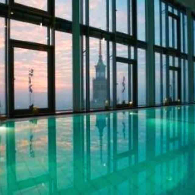 Intercontinental Hotel, Warsaw Poland