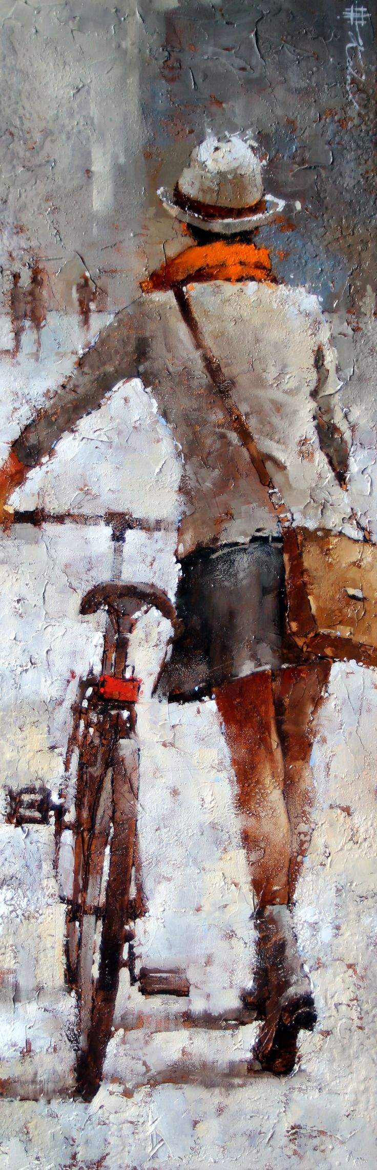 "Andre kohn   ""The City Gal"""
