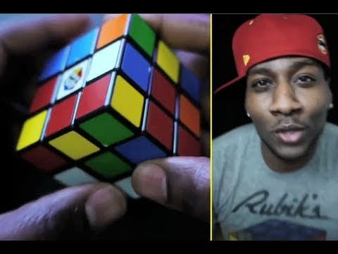 This Guy Has A Rap That Will Help You Learn To Solve The Rubiks Cube