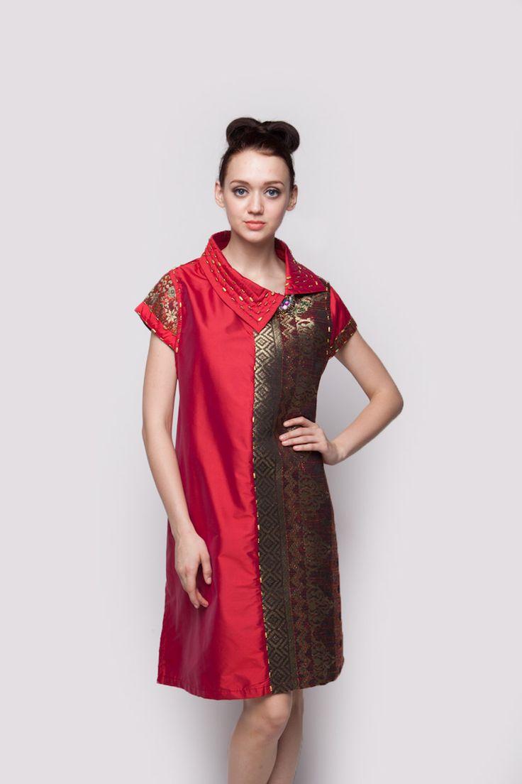 best ikat tunic images on pinterest indian dresses dress