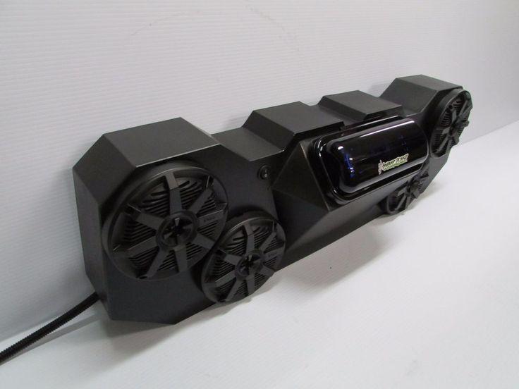 Polaris RZR Razor 1000 2015+ 900 Overhead Stereo radio Bluetooth UTV - 4BBT4BC | eBay Motors, Parts & Accessories, ATV Parts | eBay!