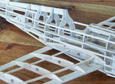 pictures of model airplanes | Wood Model Airplane Plans - Travel Airplane