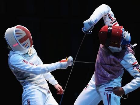 Fencing: Great Britain's women