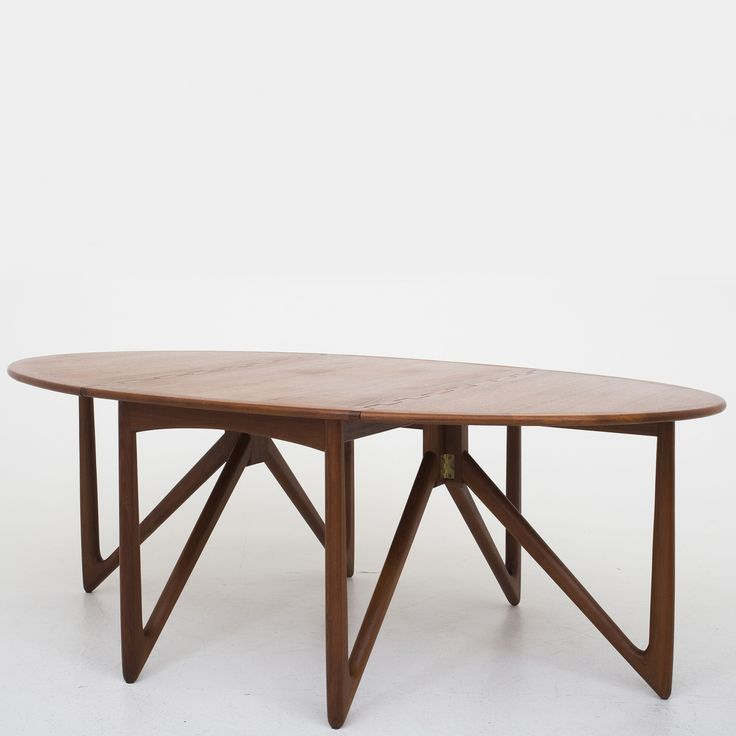 """Gateleg"" dining table"