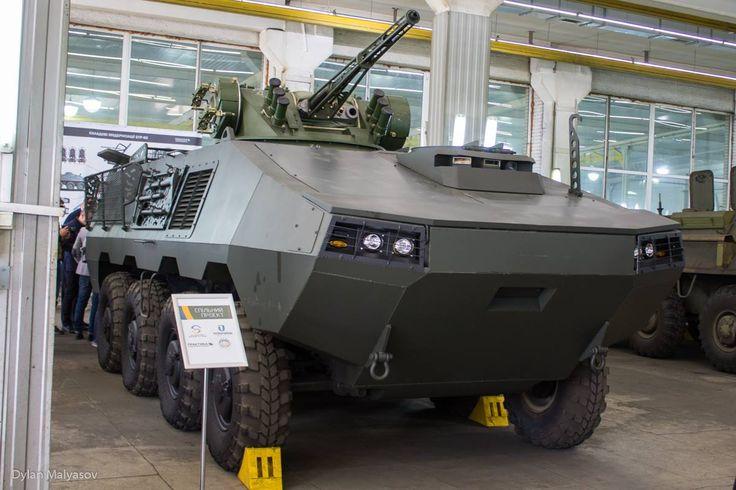 BTR-60 Mod