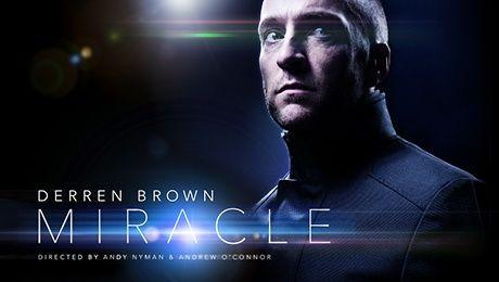 derren brown - miracle