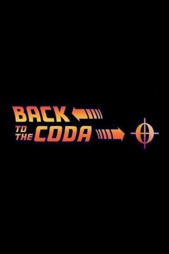 Back to the coda haha band humor