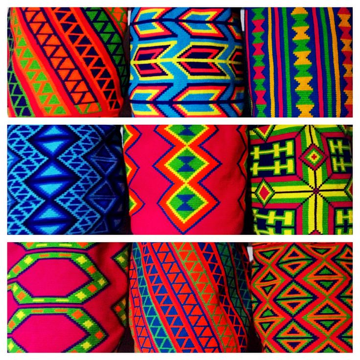 Our Wayuu Mochilas collection is carefully selected by us. When you purchase a mochila, you are supporting Wayuu families economically and helping in the preservation of cultural diversity throughout the world.  shop @acrossthepuddle.com #mochilas #colombia