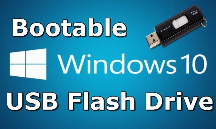 How To Create Windows 10 Bootable USB Pendrive using Media Creation Tool