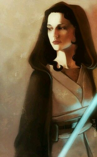 Padmé Amidala Jedi
