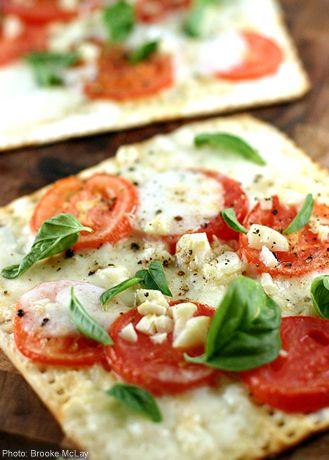 Skinny Passover Matzo Pizza Recipes — Dishmaps