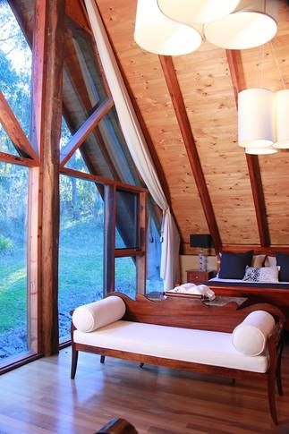 Experience your countryside bliss @ Yarra Valley House | Healesville, VIC | Accommodation. From $350 per night. Sleeps 8. #countryside