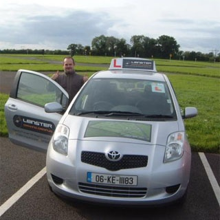 Leinster Driving Campus - Beginners Driving Lesson - Drive a dual controlled vehicle under instruction from an Approved Driving Instructor in a safe environment on a private road facility.