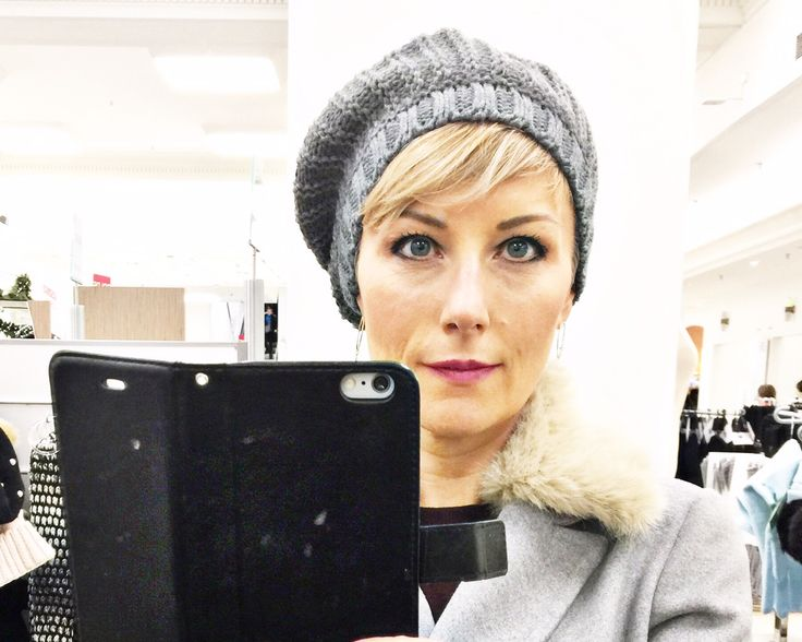 comment porter un b ret mode femme hiver knitted hats winter hats et hats. Black Bedroom Furniture Sets. Home Design Ideas
