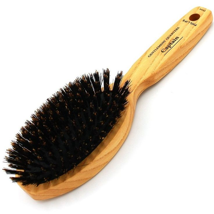 Phillips Brush Gentlemens Quarters Captain Oval Cushion Boar Bristle Hair Brush $10.95 Visit www.BarberSalon.com One stop shopping for Professional Barber Supplies, Salon Supplies, Hair & Wigs, Professional Product. GUARANTEE LOW PRICES!!! #barbersupply #barbersupplies #salonsupply #salonsupplies #beautysupply #beautysupplies #barber #salon #hair #wig #deals #sales #Phillips #Brush #Gentlemens #Quarters #Captain #Oval #Cushion #Boar #Bristle #HairBrush