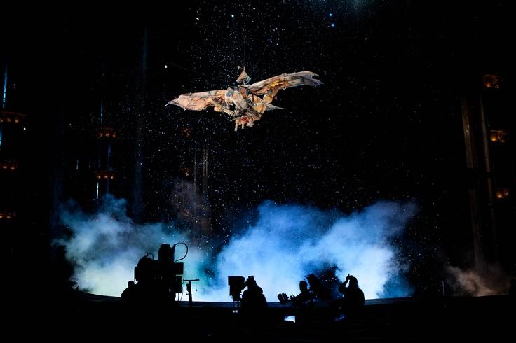Sulle ali della fantasia con Cirque du Soleil - Mondi Lontani 3D, in Blu-ray 3D, Blu-ray e Dvd dall'8 maggio