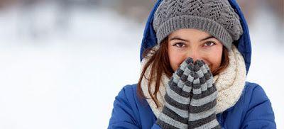 ΥΓΕΙΑΣ ΔΡΟΜΟΙ: Πώς επηρεάζει το κρύο την υγεία μας
